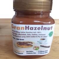 Warna Coklat Hazelnut