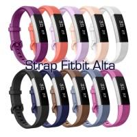 Jam Tangan Digital Strap Band Fitbit Alta Silikon - Tali Sport Watch B