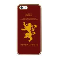 Custom Case House Lannister untuk iPhone 4/4S,5/5S,6/6+ dan 7/7+