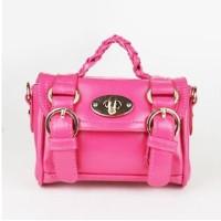 Knot Handle Handbag