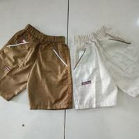 Celana Pendek Kaos katun kotak Anak laki-laki ecer / grosir Murah