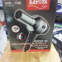 SAYOTA LADY HAIR DRYER SHD-1100 1100 WATT PENGERING RAMBUT