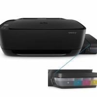 HP Deskjet GT 5820 (Print Scan Copy Wifi) Printer Multifungsi Infus