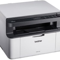 BROTHER DCP-1601 Printer All in One Laser Hitam Putih Multifungsi