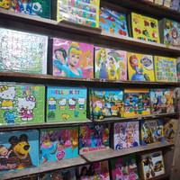 Puzzle Besar Untuk Anak