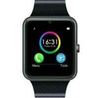 MURAHHH Smartwatch Cognos Onix GT08 Black Smart Watch Jam Tangan Pint