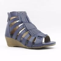 Laviola Gladiator Sandal Femilia Blue