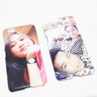 Casing Hp Foto Sendiri Hardcase Oppo Vivo Samsung iPhone Xiaomi