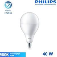 Lampu LED Philips 40W 40 W 40 Watt 40Watt Putih