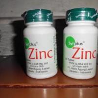 Supplement Zinc Penyubur Rambut,Alis, Facial Hair (Supplement