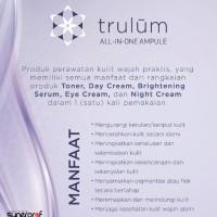 Jual Cream Pemutih Wajah Bagus Dan Aman | Trulum 5ml/15ml/120ml Murah