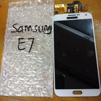 LCD+TS Samsung E7 Fullset Original Bergaransi