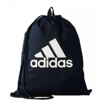 Gymsack Adidas Original Tas Serut Black Per Logo Gb New 2018