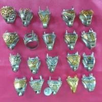 Ring Emban Cincin Cangkang Titanium Import