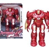 Mainan Robot Iron Man Hulkbuster Kado Anak Avenger SNI