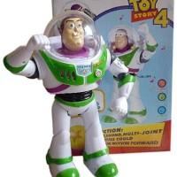 Mainan Robot Toys Story Buzz Lightyear SNI