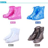Jas hujan sepatu(rain shoes). Cover bahan waterproof