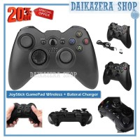 JoyStick Wireless Gamepad for Android,Notebook,Smart TV w/ USB dongle