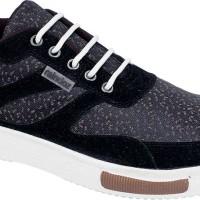 Sepatu Casual Pria canvas hitam Raindoz RSA 094 original Cibaduyut ori