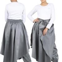 Celana Casual Wanita  abu Raindoz ROK 048 original Cibaduyut asli ori