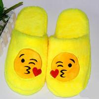 Sandal Rumah Selop Emoji sendal tidur unik lembut