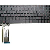 Keyboard Laptop ASUS ROG GL552 GL552J GL552JX GL552V GL552VX