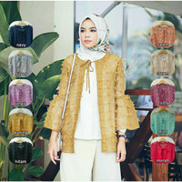 Outer Linen Rubiah LC