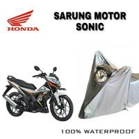 PROMO Cover sarung  Selimut Penutup Motor Urban  HONDA SONIC Original