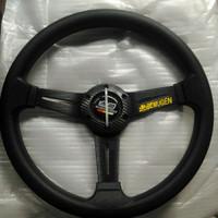 Stir Sport Racing Mugen Ukuran 14 inchi Setir Mobil