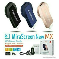 Mirascreen OTA TV stick Android IOS Smart TV HDMI Dongle wirelless