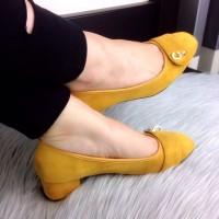 Jual Eliza Juliette Suede Pump Shoes Murah