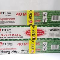 Karbon Pananasonic IF-93E (DIJAMIN ASLI 100%) Karbon Mesin Fax IT FILM