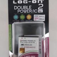 Batrai Dobel Power Lenovo A1000/A2010/Vibe A/BL-253 Batre Log On 2 IC