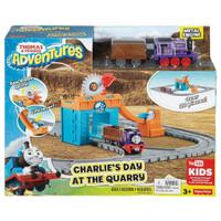 Thomas & Friends Adventures Charlie's , Percy, Reg & Scrapyard Kereta