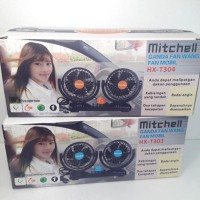 Sale! Kipas Angin Mobil Mitchell Cooling Double Fan Promo