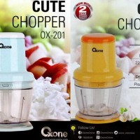 Promo Oxone Cute Chopper (Ox-201) Murah