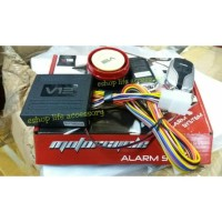 Sale! Alarm Motor Remote Starter V12 - Setara Bht Murah