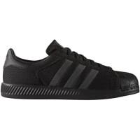 sepatu adidas original Superstar Bounce black S82237