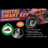Jual Alarm Motor Honda Beat Pop Fi Injection I-Max Digital Smart Key