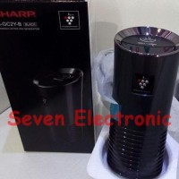 Promo Sharp Car Air Purifier Ig-Gc2Y-B Hitam Limited