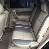 New! Sarung Jok Bahan Mbtech Mobil 3 Baris Seperti Innova, Avanza,
