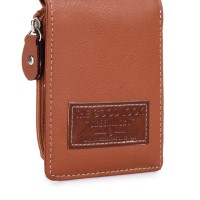 Dompet Kulit Coklat Classic Brown Wallet Greenlight
