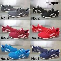 c75f6e44fb5 Sepatu Olahraga Unisex Adidas Neo Pria   Wanita   Cowok   Cewek impor