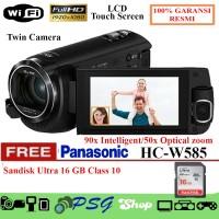 Panasonic Hd Camcorder Hc-W585 Handycam