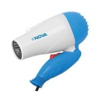NOVA Hair Dryer Lipat Serbaguna N-658 - Portable Hair Dryer -Travel b7443fb471