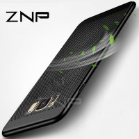 ZNP Heat Dissipation Case Samsung Galaxy S8 Plus S6 S7 Edge Note 8 Cov