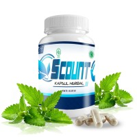 S-COUNT Obat Penyubur Pria, Penambah & Pengental Sperma - Resmi BPOM