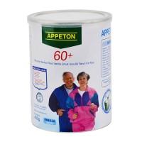 450Gr Appeton 60+/ Susu Lansia - Vanilla