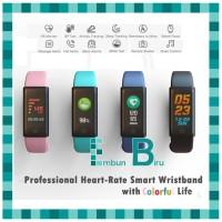 Jam Tangan Gelang Bracelet L3 - Smartwatch Smart Watch Color