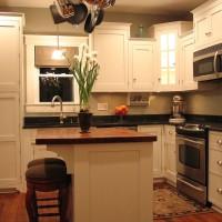 Kitchen set mini bar yang akan mempercantik dapur anda